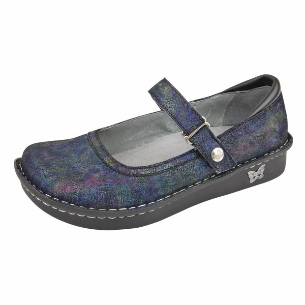 Alegria: Belle Indigo Dream Shoe